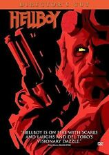 Hellboy (DVD, 2004, 3-Disc Set, Director's Cut) Film by Guillermo Del Toro