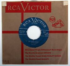 HEAR Piano Red 45 Hey Good Lookin/Makes No Difference RCA 47-4380 R&B rocker