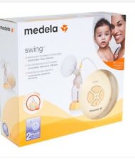 "Medela Swing Single Electric Breast Pump new ""OPEN BOX"" NEW"