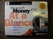 Microsoft Money 98 At a Glance, by Stephen L. Nelson. PB, 1997.