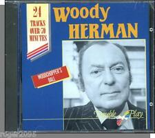 Woody Herman - Woodchopper's Ball -  New 24 Song European CD!