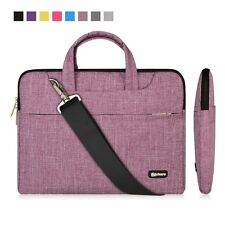 Apple iPad Pro 12.9 Macbook 11/12/13 Carrying Case Briefcase Handle Pockets New