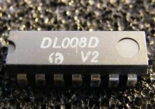 10x dl008d QUAD 2-input AND gate = 74ls08