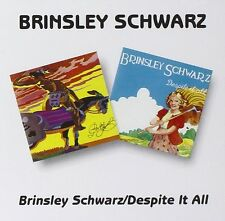 Brinsley Schwarz Brinsley Schwarz/Despite It All 2on1 CD NEW SEALED Nick Lowe