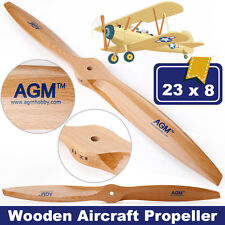 AGM 23×8 Wood Propeller Prop Wooden Aircraft Propeller for RC Aircraft