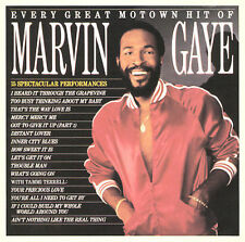 Every Great Motown Hit of Marvin Gaye by Marvin Gaye (CD, Oct-1991, Motown)