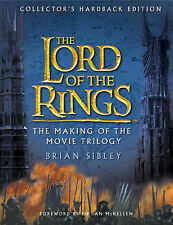 The  Lord of the Rings : The Making of the Trilogy by Brian Sibley (Hardback,...