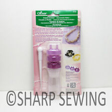 FRENCH KNITTER - BEAD JEWELRY MAKER WITH 3 INTERCHANGEABLE HEADS #3100 CLOVER