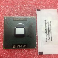 Working Intel Core 2 Duo T8300 2.4 GHz Dual-Core SLAPA SLAYQ CPU Processor