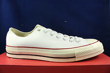 CONVERSE CHUCK TAYLOR 70 CT OX LOW WHITE RED BLUE 1970 ALL STAR 149448C SZ 8.5