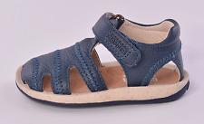 Camper Bicho 80372 009 Infant Boys Blue Leather Sandals UK 4 EU 20 US 5.5