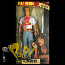 "Pulp Fiction BUTCH COOLIDGE 13"" Talking Action Figure BEELINE Bruce WILLIS Doll!"