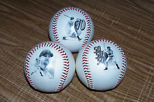 Mark McGwire 1998 McDonald's Baseballs 50 62 & 70 Homeruns St. Louis Cardinals