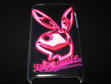 Playmate Cover Case for iPod Touch 4th Gen New Playmate Pink Bunny Case