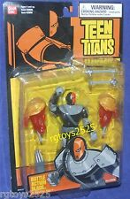 Teen Titans Battle Action Slade New Factory Sealed 5 Inch