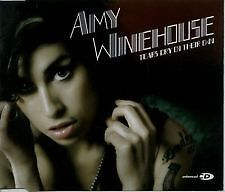Amy Winehouse Tears Dry On Their Own CD single