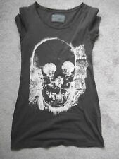 Allsaints TWINS TEE womens classic graphic t shirt size 8 all saints