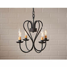 Small Georgetown Four Arm Chandelier NEW SHIPS FREE