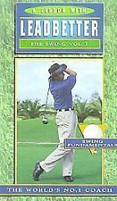 Lesson With Leadbetter - Swing Vol 1 [VHS], Good VHS, ,