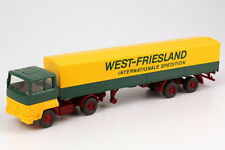 1:87 ford Trans Continental remolcarse West-Friesland int. transportista-Wiking 530