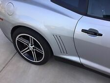 Chevrolet Camaro Side Vent Decals / Vinyl /  Filler Sticker 2010 2011 2012 2013