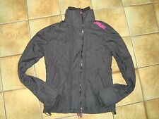 Ladies Superdry THE WINDCHEATER Multi Zip Jacket Small Women