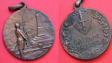 MEDAGLIA 2a DIVISIONE SFORZESCA R.E.I. 68° RGT PALERMO - RUSSIA FRANCIA GRECIA 5