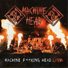 MACHINE HEAD - Machine F**king Head Live  (2-CD)