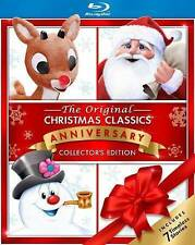Original Christmas Classics Gift Set 2015 [Blu-ray], Excellent DVD, Billy De Wol