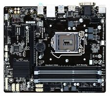 GIGABYTE GA-B85M-DS3H-A (rev. 1.0) mATX - Motherboard ONLY-FOR PARTS ONLY