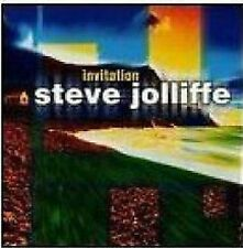 Steve Jolliffe Invitation CD NEW SEALED 1999