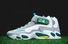 NIB Nike Air Griffey Max 1 White/Turbo Green-Wolf Grey 354912 104 Size 10.5