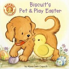 Biscuit's Pet & Play Easter by Alyssa Satin Capucilli (Board book)