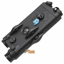 DBOYS PEQ-2 Style Airsoft AEG Battery Case for 20mm Rail RAS RIS