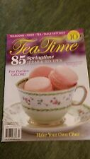 Tea Time Magazine March April 2013 Brand New Back Issue