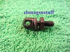Uncle Mike's RIFLE SLING SWIVEL STUD 5/8 inch MACHINE SCREW THREADED + HEX NUT
