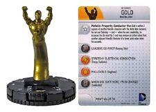 Dc Heroclix-World's Finest-Gold # 042