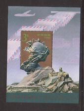 China 1994-16M Anniversary Founding of UPU,MNH mini sheet.