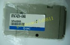 1PCS NEW SMC AIR OPERATED VALVE VPA742V-04A good in condition for industry use