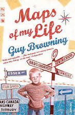 Maps of My Life,Browning, Guy,New Book mon0000064642
