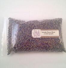 1 oz. Lavender Flowers Whole (Lavandula Officinalis)  28 g / .063 lb  Dried Tea