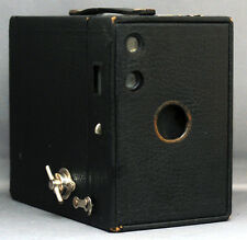 BROWNIE 2A  Eastman Kodak Box Antique Vintage Film Camera Made in USA CLEAN!