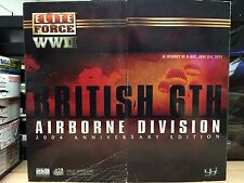 BBI 1/6 Figure RARE WWII British 6th Airborne Division In Memory of D-Day