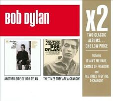 X2:Another Side of Bob Dylan/The Times They Are A-Changin'