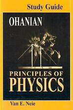 Ohanian's Principles of Physics: Study Guide