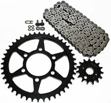 1981 SUZUKI GS550L O RING CHAIN AND SPROCKET 15/48 108L