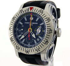 CUERVO Y SOBRINOS ROBUSTO RACING 43mm SWISS MADE AUTOMATIC CHRONOGRAPH 2175.1RC