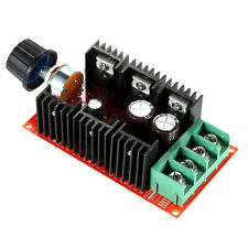 12V 24V 48V 40A DC Motor Speed Regulator PWM HHO RC Controller 2000W