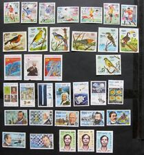 Cambodia (Kapuchea) 1985/9: 11 Complete Stamp sets (NH)