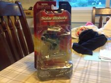NEW Solar Robot by Uncle Milton, New In Box